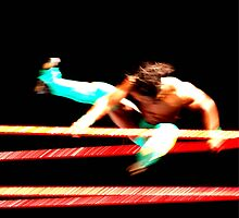 Kofi Kingston by palmerley