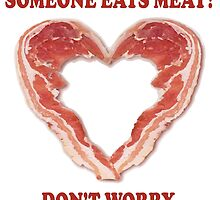 How can you tell if someone eats meat? by Katarinaamaria