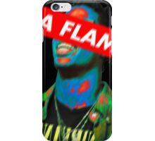 Travi$ Scott LA FLM (NEON) iPhone Case/Skin