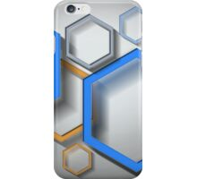Modern Art to Hang in Your Home or Office iPhone Case/Skin