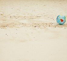 Small globe in a big world by Dentanarts