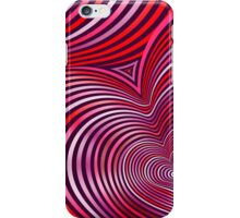 Modern Art Smart and Stylish Heart Shimmering iPhone Case/Skin