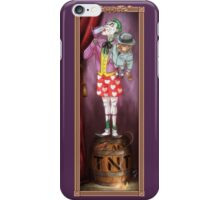Haunted Arkham: Barrel of Laughs iPhone Case/Skin