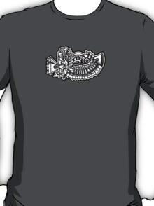 Design 039s1 - by Kit Clock T-Shirt