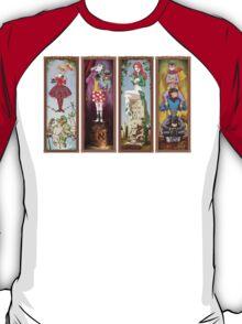 Haunted Arkham Asylum T-Shirt