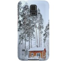 4.2.2015: Small and Abandoned Sauna III Samsung Galaxy Case/Skin