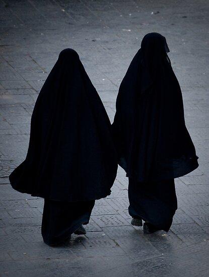 Yemeni Women - Yemen by Lisa Germany