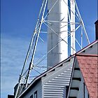 Whitefish Point lighthouse by Theodore Black