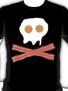 Eggs Bacon Funny Geek Nerd T-Shirt