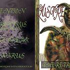 LUSTRE: THE RETRO VIRUS E.P.  COVER DESIGN by morphfix