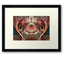 Cerebral Framed Print