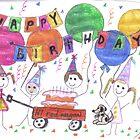 Happy Birthday 2 by Brinkley2
