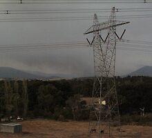 Smokey Yarra Valley 3 by skyhorse