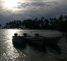 Truk Lagoon by terence arpino