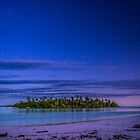 Heavens Above Pulu Maraya by Karen Willshaw