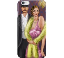 Party at the Ritz iPhone Case/Skin