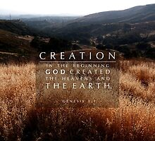 Creation by Eric Christopher Jackson