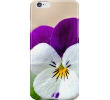 Viola iPhone Case/Skin