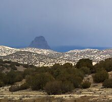 New Mexico Light Show, Part I by Mitchell Tillison