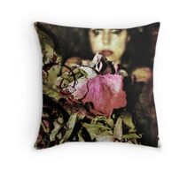 ~ but you're my valentine ~ Throw Pillow