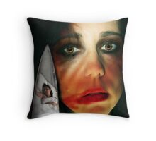 ~ I'll be watching you ~ Throw Pillow