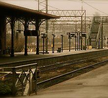 Helsingor Station, Denmark by VenturAShot