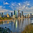 Brisbane by Chris Lofqvist