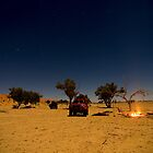 Desert Night by Overlander4WD