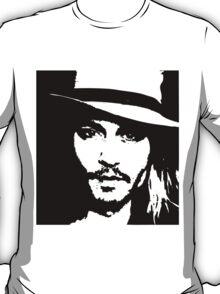 Johnny Depp - Tee T-Shirt