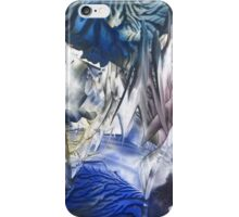 Primordial state of mind iPhone Case/Skin