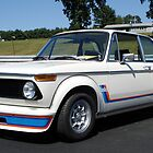 BMW 2002 Turbo by Roc Ahrensdorf