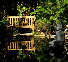 Zen Spot by artisandelimage