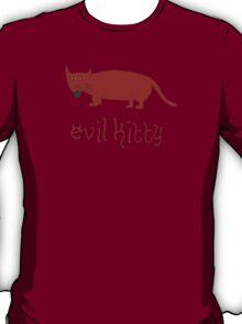 Evil Kitty T-Shirt