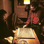 """Pub Games """"Shove Ha'penny"""" 1995. by David A. L. Davies"""