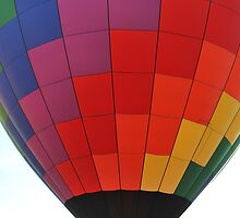 Hot Air Balloon Flame by ashlitz