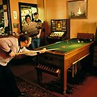 Pub Games; Bar Billiards 1976 by David A. L. Davies