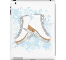 Ice skates iPad Case/Skin