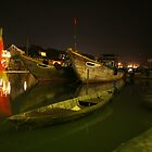 Hoi An by night by tracyleephoto