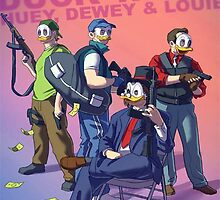 duck tales by OwnedByGemini