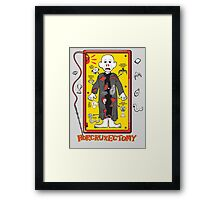 Horcruxectomy Framed Print