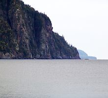 The Cliffs-Old Woman Bay by George Cousins
