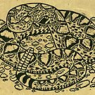 Rattlesnake! by SigneNordin