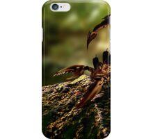 Escorpion Robot iPhone Case/Skin