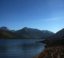 Twin Lakes by negative01