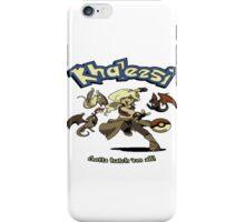 Khalessi - Gotta catch em' all - Game of Thrones Pokemon crossover iPhone Case/Skin