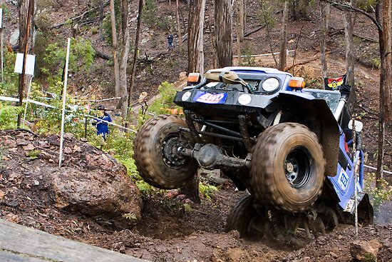4WD competition by Overlander4WD