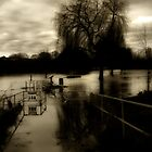 flooded by Di Dowsett