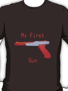 My First Gun T-Shirt