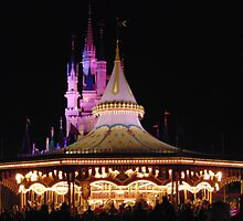 Fantasyland- Magic Kingdom by caileystavern
