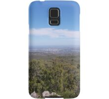 From Mt. Lofty to the Sea. Adelaide Hills. S. Aust.  Samsung Galaxy Case/Skin